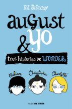 Wonder. August y yo (ebook)