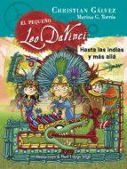 Hasta las Indias y más allá (El pequeño Leo Da Vinci 9) (ebook)