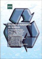 Reciclado y tratamiento de residuos (ebook)