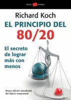 El principio 80/20 (ebook)
