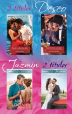 Pack Deseo y Jazmín abril 2016 (ebook)