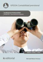 Contabilidad previsional. ADGN0108 (ebook)