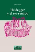 Heidegger y el ser-sentido (ebook)