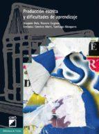 Producción escrita y dificultades de aprendizaje (ebook)