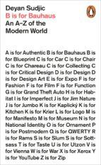 B is for Bauhaus (ebook)