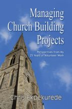 Managing Church Building Projects (ebook)