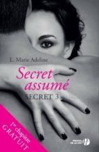 S.E.C.R.E.T. 3 : Secret assumé - 1er chapitre (ebook)