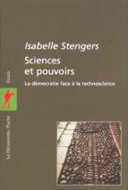 Sciences et pouvoirs (ebook)