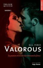 Trilogie quantum Saison 2 Valorous (ebook)
