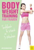 Bodyweight Training für Frauen (ebook)