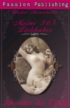 Klassiker der Erotik 5: Meine 365 Liebhaber (ebook)