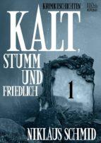 Kalt, stumm und friedlich #1 (ebook)