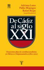 De Cádiz al siglo XXI (ebook)