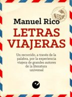 Letras viajeras (ebook)
