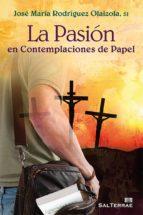 La pasión en contemplaciones de papel (ebook)
