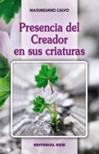 Presencia del Creador en sus criaturas (ebook)