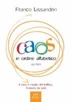 CAOS in ordine alfabetico (ebook)