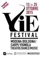 VIE FESTIVAL 13-25 ottobre 2015 - English version (ebook)
