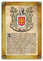 Apellido Bareño / Origen, Historia y Heráldica de los linajes y apellidos españoles e hispanoamericanos