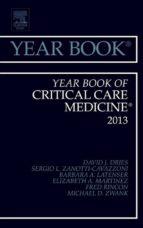 Year Book of Critical Care 2013, (ebook)