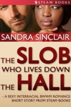 The Slob Who Lives Down the Hall - A Sexy Interracial BWWM Romance Short Story From Steam Books (ebook)