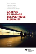 Analyse et pilotage des politiques publiques (ebook)
