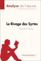 Le Rivage des Syrtes de Julien Gracq (Fiche de lecture) (ebook)