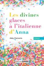Les divines glaces italiennes d'Anna (ebook)
