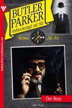 Butler Parker 82 - Kriminalroman (ebook)
