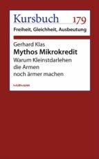 Mythos Mikrokredit