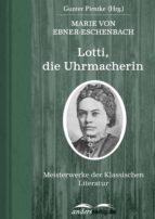 Lotti, die Uhrmacherin (ebook)
