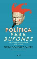 Política para bufones (ebook)