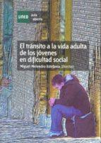 El tránsito a la vida adulta de los jóvenes en dificultad social. Estrategias flexibles de intervención socioeducativa (ebook)