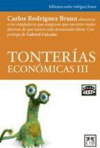 Tonterías económicas III (ebook)