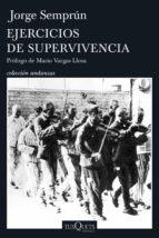 Ejercicios de supervivencia (ebook)