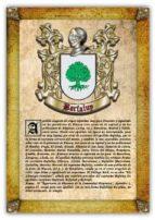 Apellido Barfaluy / Origen, Historia y Heráldica de los linajes y apellidos españoles e hispanoamericanos