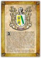 Apellido Llorente / Origen, Historia y Heráldica de los linajes y apellidos españoles e hispanoamericanos