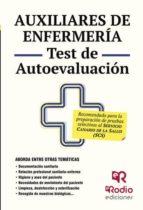 Auxiliares de Enfermería. Test de Autoevaluación. Servicio Canario de Salud (ebook)