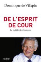 De l'esprit de cour (ebook)