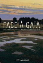 Face à Gaïa (ebook)