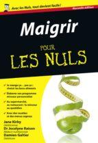 Maigrir Pour les Nuls (ebook)