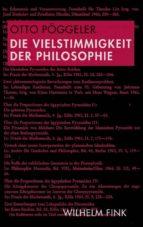 Die Vielstimmigkeit der Philosophie (ebook)