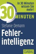 30 Minuten Fehlerintelligenz (ebook)