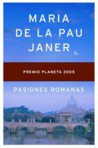 Pasiones romanas (ebook)