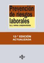 Prevención de riesgos laborales (ebook)