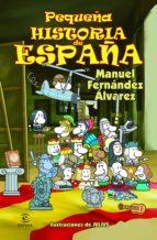 Pequeña historia de España (ebook)
