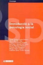 Introducció a la psicologia social (ebook)
