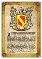 Apellido Villacampa / Origen, Historia y Heráldica de los linajes y apellidos españoles e hispanoamericanos