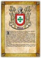 Apellido Túnica / Origen, Historia y Heráldica de los linajes y apellidos españoles e hispanoamericanos