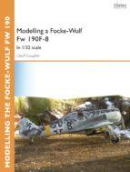Modelling a Focke-Wulf Fw 190F-8 (ebook)